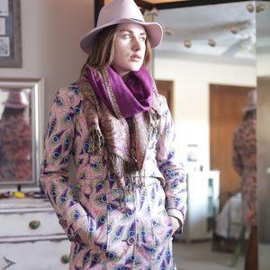 Wild 😜 Nanette Lepore trench coat